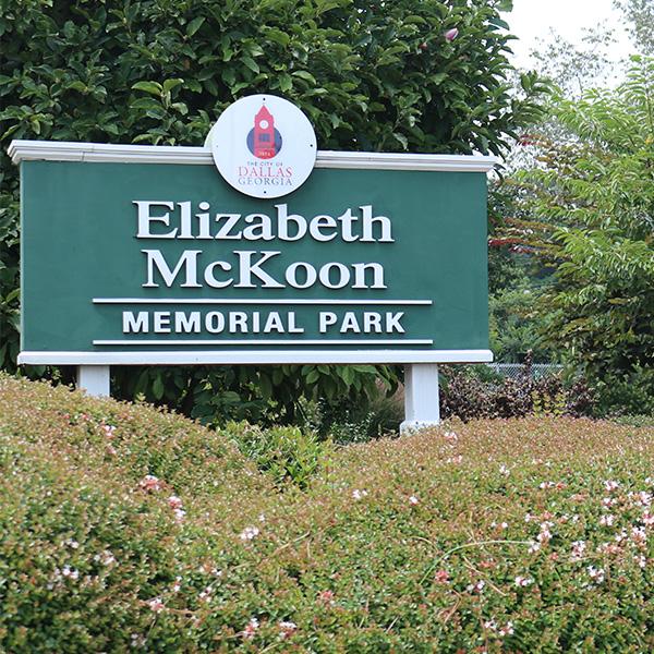 Paulding County Economic Development Parks Elizabeth McKoon Memorial Park - Paulding County Economic Development