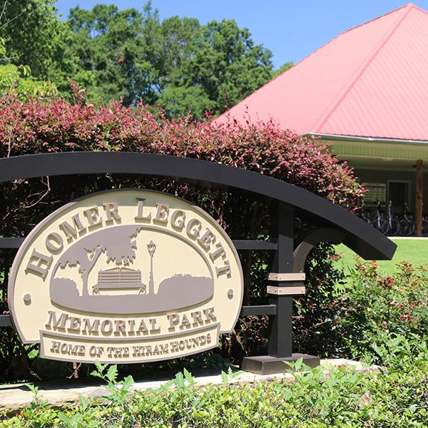 Paulding County Economic Development Parks Homer Leggett Memorial Park - Paulding County Economic Development