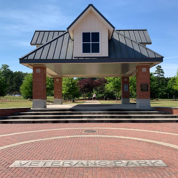 Paulding County Economic Development Parks Veterans Park - Paulding County Economic Development