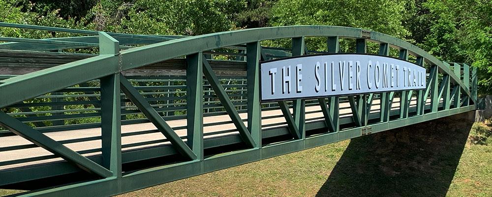 Paulding County Economic Development Silver Comet Bridge - Paulding County Economic Development