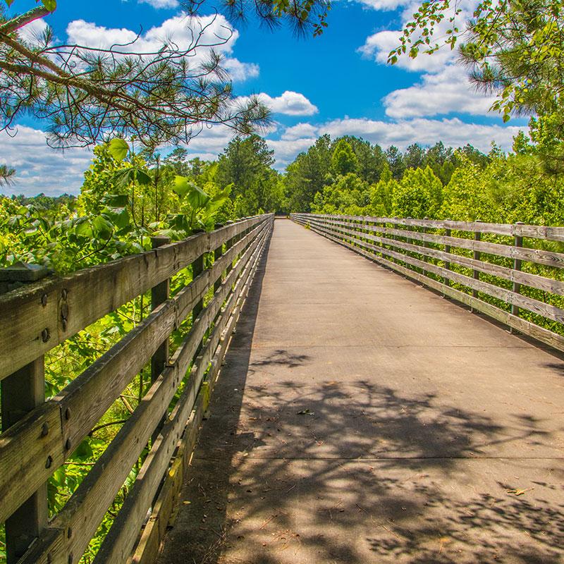 Paulding County Economic Development Silver Comet Pumpkinvine Creek Trestle - Paulding County Economic Development